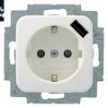 Busch-Jaeger Reflex SI stopcontact met USB wit kopen busch-jaeger.png