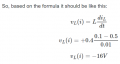 circuit analysis - Why is the voltage positive while the current is decreasing- - Electrical E...png