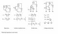 Transistor bias equations summary.png