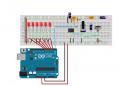 74HC4051 - 8 Channel Analog
