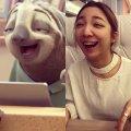 imitating a SlothMissGau.jpg