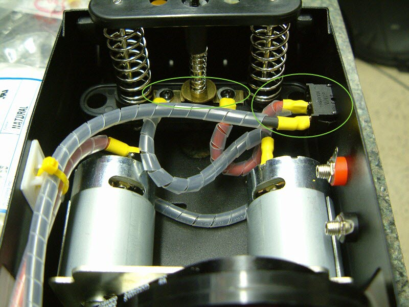Wiring A Relay Into An R C Car Starter Box All About Circuits