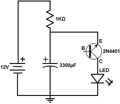 An Interesting Project about Blinking a LED Circuit | All About Circuits