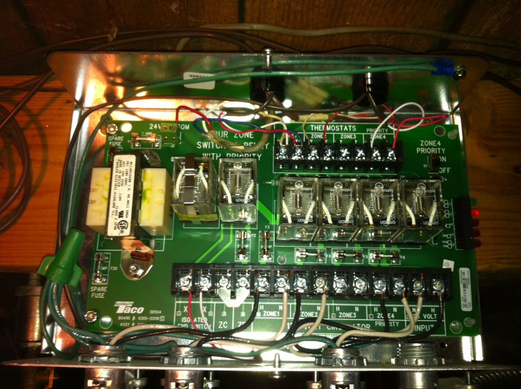 Wanted  Indicator Lamp on Thermostat   Forum